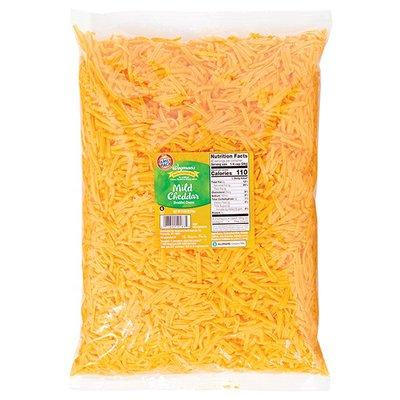 Wegmans Shredded Mild Cheddar Cheese