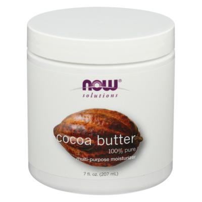 Now Moisturizer, Multi-Purpose, Cocoa Butter, 100% Pure