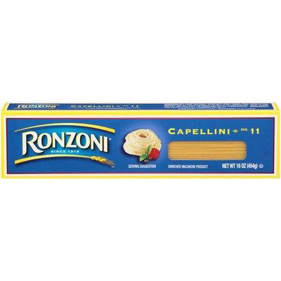 Ronzoni Capellini No. 11 Pasta