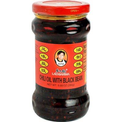 Laoganma Spicy Black Bean Chili Sauce