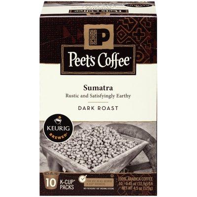 Peet's Coffee Sumatra Dark Roast Coffee