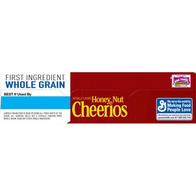 Cheerios Honey Nut  Gluten Free Cereal