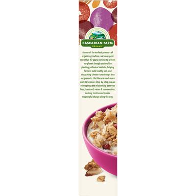Cascadian Farm Granola, Fruit and Nut