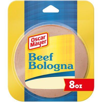Oscar Mayer Beef Bologna Sliced Lunch Meat
