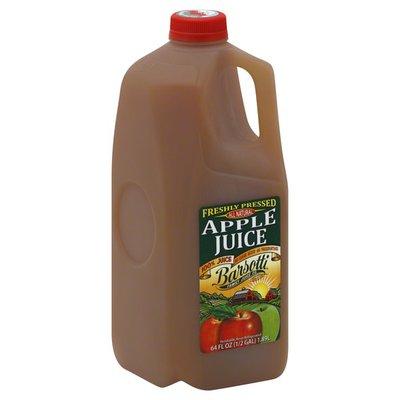 Barsotti Juice, Apple