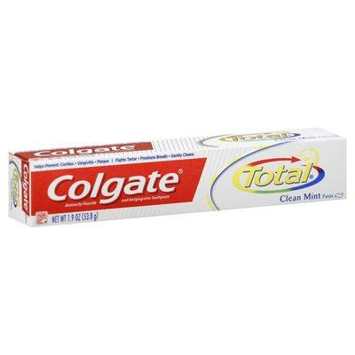 Colgate Toothpaste, Anticavity Fluoride and Antigingivitis, Clean Mint, Paste