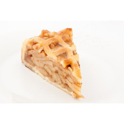 Weaver Street Market Apple Streusel Pie (Slice)