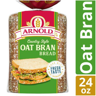 Brownberry/Arnold/Oroweat Country Oat Bran Bread