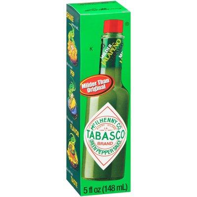 TABASCO Green Jalapeño Pepper Sauce