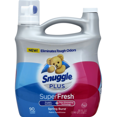 Snuggle Fabric Conditioner, Spring Burst