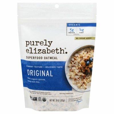 Purely Elizabeth Superfood Oatmeal, Original