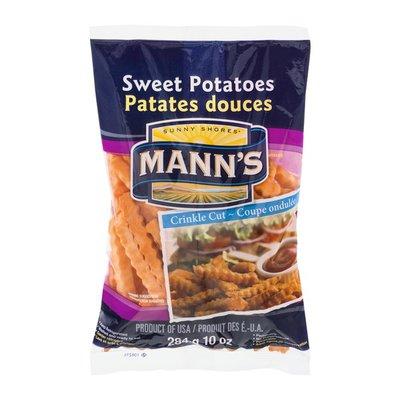 Mann Sweet Potatoes Crinkle Cut