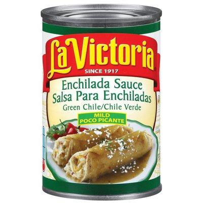 La Victoria Mild Enchilada Green Chile Sauce