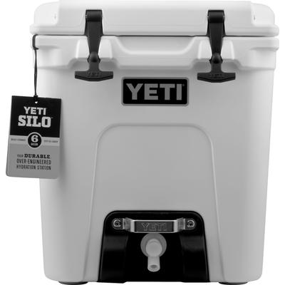 Yeti Silo 6G Water Cooler - White - 6 gal