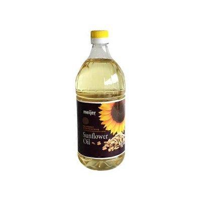 Meijer Sunflower Oil