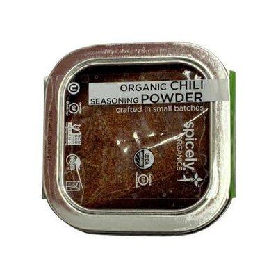 Spicely Organics Organic Chili Seasoning Powder