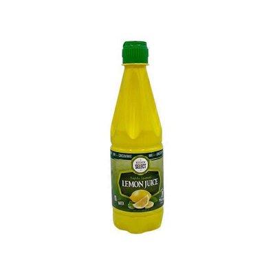 Kosher Select Freshly Squeezed Lemon Juice