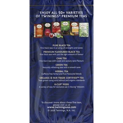 Twinings Black Tea Variety Pack
