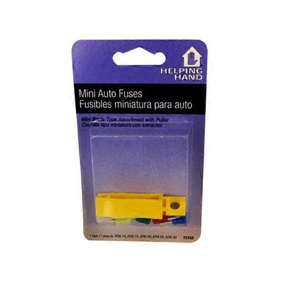 Helping Hand Auto Fuses - Mini