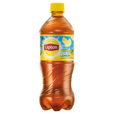 Lipton Lemon Iced Tea 20 fl. .