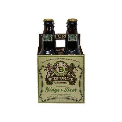 Northwest Soda Works Bedford's Ginger Beer