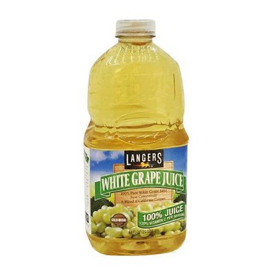 Langers White Grape Juice