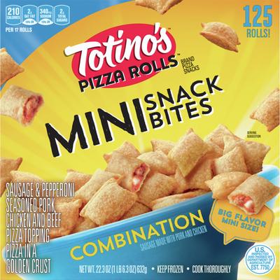 Totino's Pizza Rolls Mini, Combination