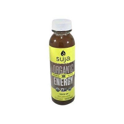 Suja Organic Energy, Tee'd Up Fruit Juice Drink