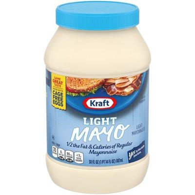 Kraft Light Mayo