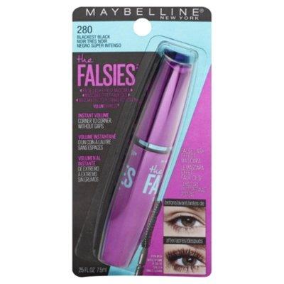 Maybelline Washable Mascara Makeup Blackest Black