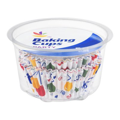 SB Baking Cups Party - 50 CT