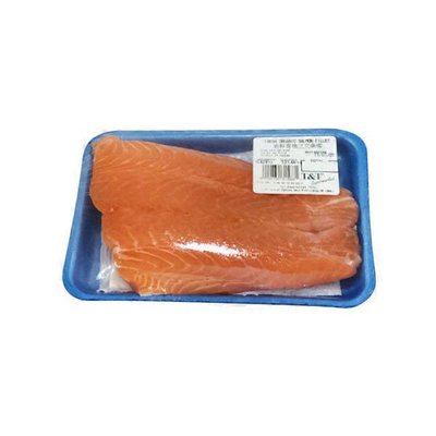 * Fresh Organic Salmon Fillet