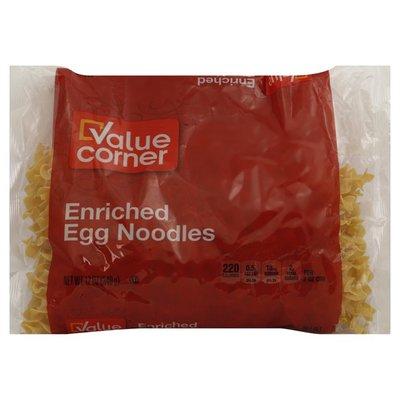 Value Corner Enriched Egg Noodles