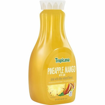 Tropicana Pineapple Mango with Lime Drink