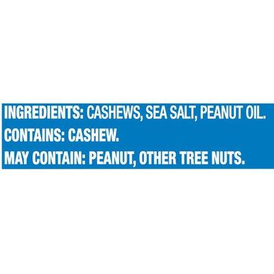 Planters Cashews Halves & Pieces