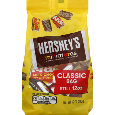 Hershey's Miniatures, Classic Bag