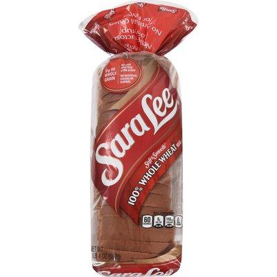 Sara Lee Soft & Smooth 100% Whole Wheat Bread