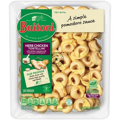 Buitoni Herb Chicken Tortellini Refrigerated Pasta