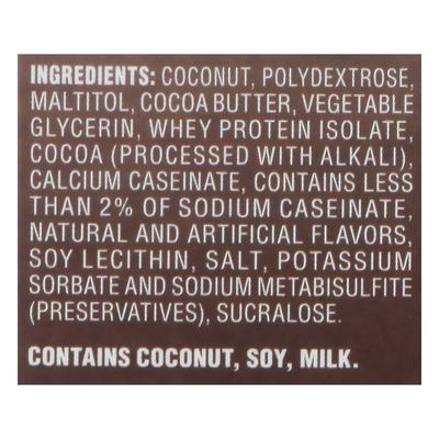 Atkins Endulge Chocolate Coconut Treat Bars