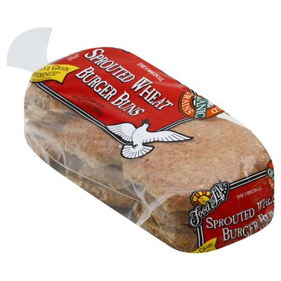 Food for Life Burger Buns, Sprouted Wheat