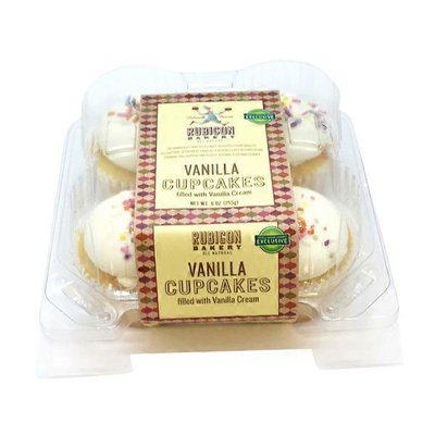 Rubics Bakery Handcrafted Cupcakes, Vanilla
