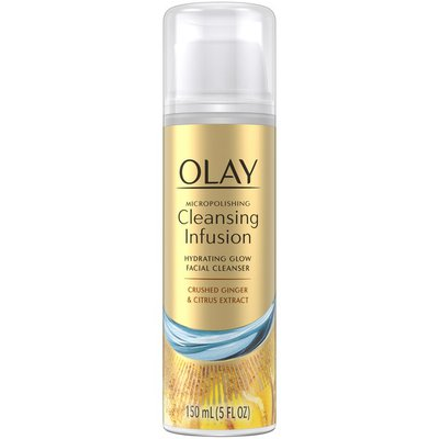 Olay Facial Cleanser Ginger