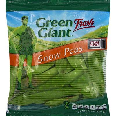Green Giant Snow Peas