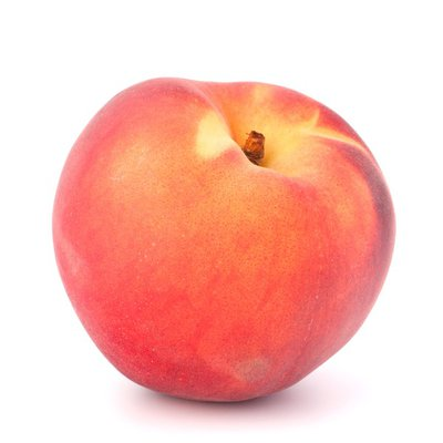 Organic Yellow Peach