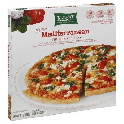 Kashi Mediterranean Pizza Thin Crust