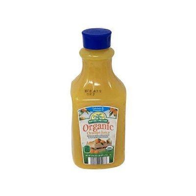 Nature's Nectar Organic Orange Juice With Calcium & Vitamin D