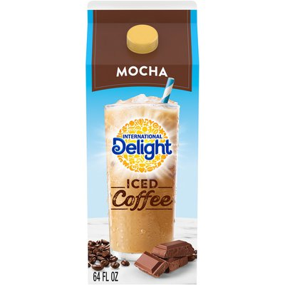 International Delight Mocha Iced Coffee