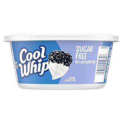 Cool Whip Sugar Free Kraft Sugar Free