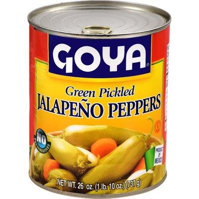 Goya Whole Jalapeño Peppers