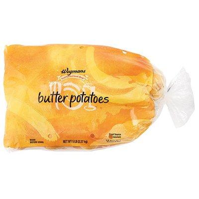 Wegmans Potatoes, Butter (Gold)